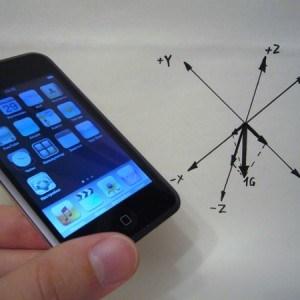 Как работать с акселерометром и другими датчиками на Android